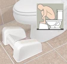 toilet footrest