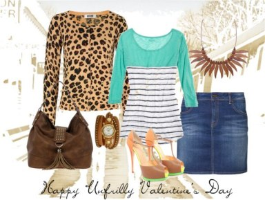 valentine outfit