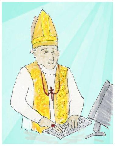 Pope Benedict, CPA