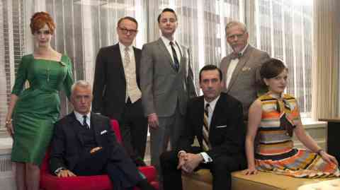 Mad Men, Not Mad Magazine