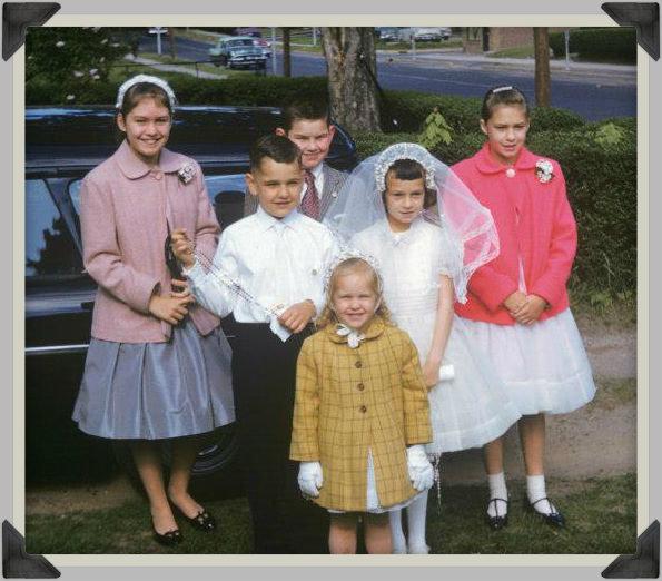 first communion rev