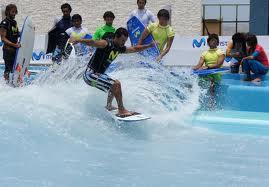 pool surf