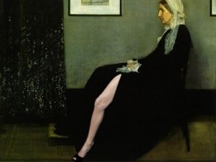whistlers mother revised