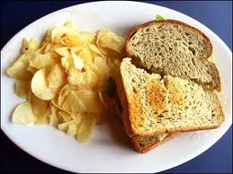 tuna sandwish