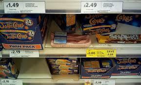 steak on shelf