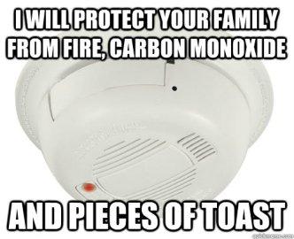 detector toast