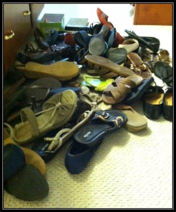shoemess