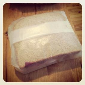 sandwich-in-waxed-paper