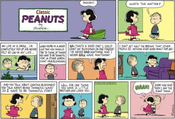 sayright thing peanuts
