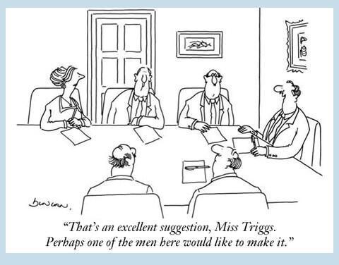 men in boardroom